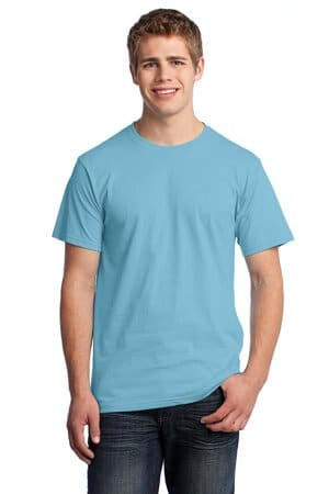 fruit of the loom hd cotton 100% cotton t-shirt 3930