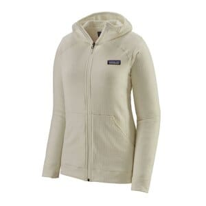 40095 Patagonia Womens R1 Full-Zip Hoody