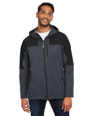 Marmot 41400 men's stonewall full-zip hooded sweatshirt