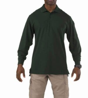 42056T 511 tactical professional long sleeve polo