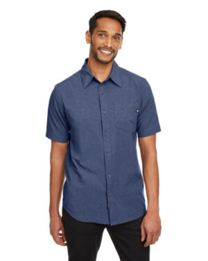 Marmot 42100 men's aerobora woven short-sleeve shirt