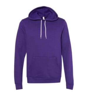 3719 Bella  canvas unisex sponge fleece hoodie