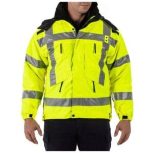 48033T 511 tactical 3-in-1 reversible high-visibility parka