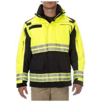 48073T 511 tactical responder high-visibility parka