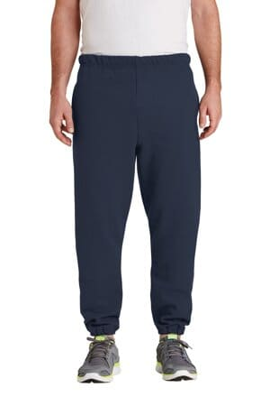 jerzees super sweats nublend-sweatpant with pockets 4850mp