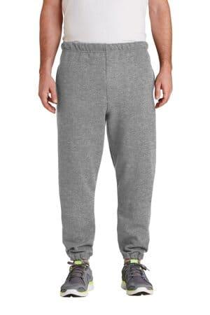 jerzees super sweats nublend-sweatpant with pockets 4850mp