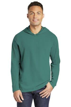 4900 comfort colors heavyweight ring spun long sleeve hooded tee