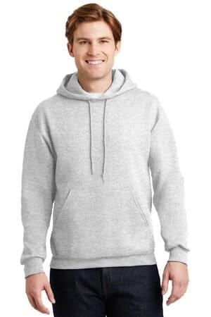 4997M jerzees super sweats nublend-pullover hooded sweatshirt