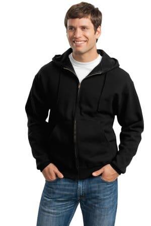 4999M jerzees super sweats nublend-full-zip hooded sweatshirt