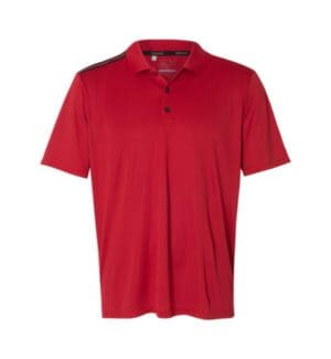 A233 Adidas climacool 3-stripes shoulder sport shirt