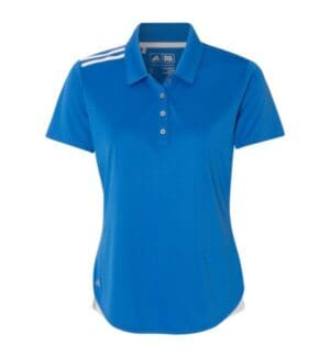 A235 Adidas women's climacool 3-stripes shoulder sport shirt
