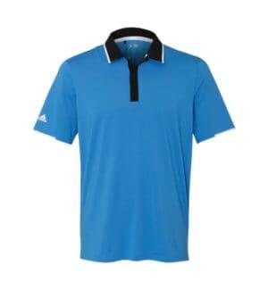 A166 Adidas climacool performance colorblock sport shirt