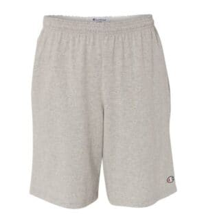 8180 Champion cotton jersey 9 shorts with pockets