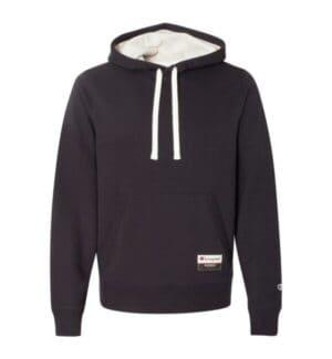 AO600 Champion originals sueded fleece pullover hood