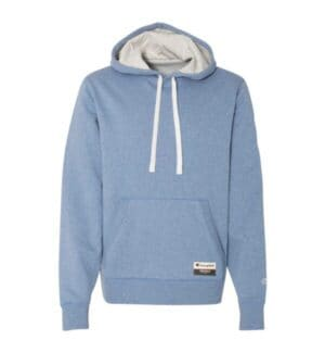 AO600 Champion originals sueded fleece pullover hood