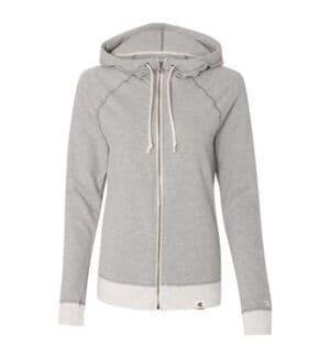 AO650 Champion originals women's french terry hooded full-zip
