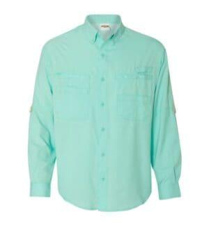 ZP2299 Hilton baja long sleeve fishing shirt