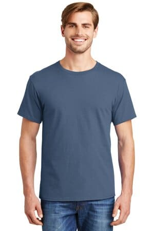 5280 hanes-essential-t 100% cotton t-shirt
