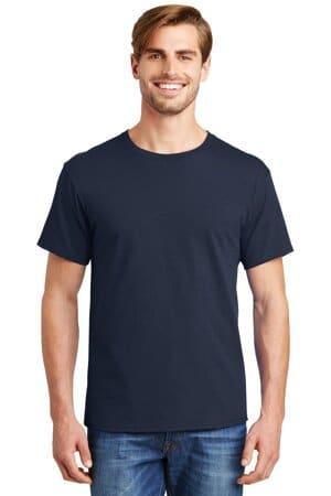 5280 hanes-comfortsoft 100% cotton t-shirt