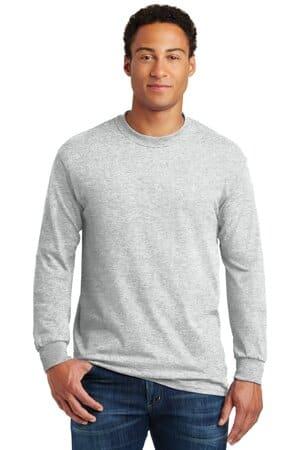 5400 gildan-heavy cotton 100% cotton long sleeve t-shirt