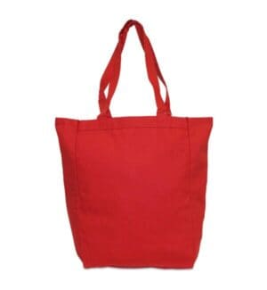 9861 Liberty bags allison cotton canvas tote