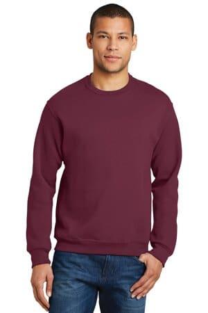 562M jerzees-nublend crewneck sweatshirt 562m