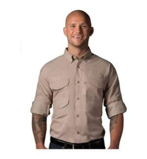 ZP2289 Hilton fishermen long sleeve shirt