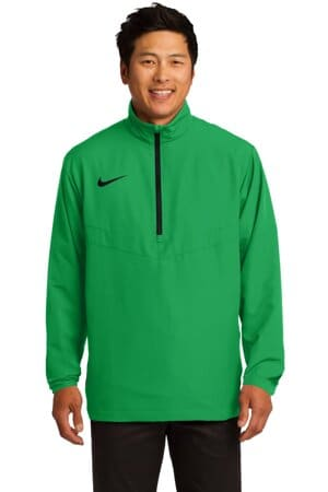 nike 1/2-zip wind shirt 578675