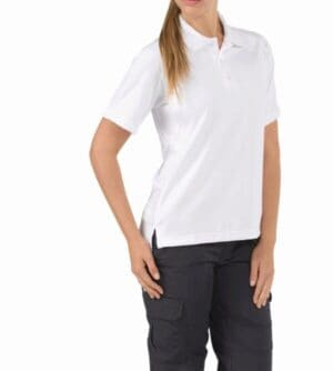 61165T 511 tactical womens performance short sleeve polo