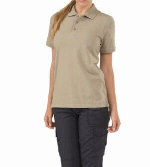 61166T 511 tactical womens professional short sleeve polo
