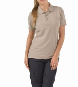 61173T 511 tactical womens utility short sleeve polo