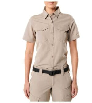 61314T 511 tactical womens fast-tac short sleeve shirt