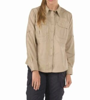 62070T 511 tactical womens taclite pro long sleeve shirt
