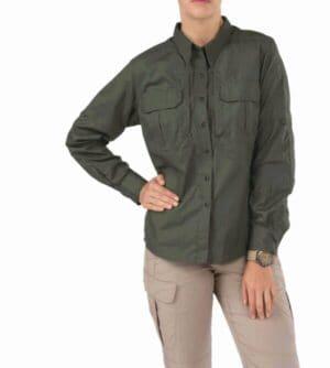 62070T 511 tactical womens taclite pro long sleeve shirt