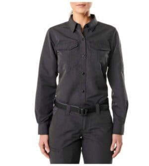62388T 511 tactical women's fast-tac long sleeve shirt