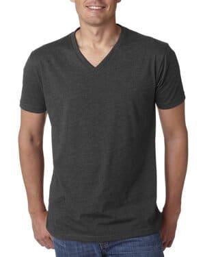 Next level 6240 men's cvc v-neck t-shirt