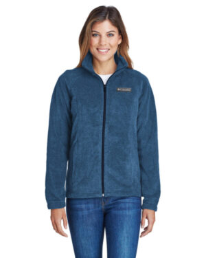 Columbia 6439 ladies' benton springs full-zip fleece