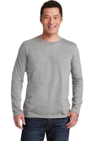 64400 gildan softstyle long sleeve t-shirt