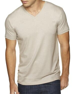 Next level 6440 men's sueded v-neck t-shirt