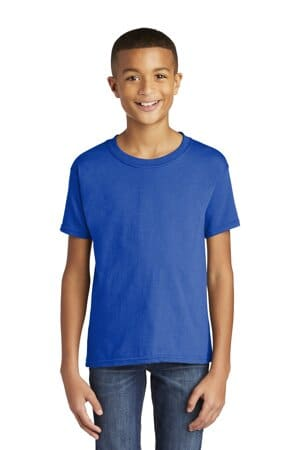 64500B gildan youth softstyle t-shirt