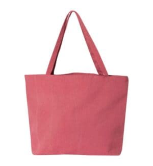 8507 Liberty bags pigment-dyed premium canvas tote