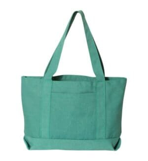 8870 Liberty bags pigment-dyed premium canvas tote