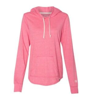 AO150 Champion women's originals triblend hooded pullover