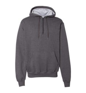 S185 Champion cotton max hooded quarter-zip sweatshirt