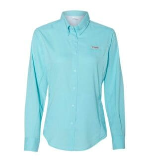 127570 Columbia women's pfg tamiami ii long sleeve shirt