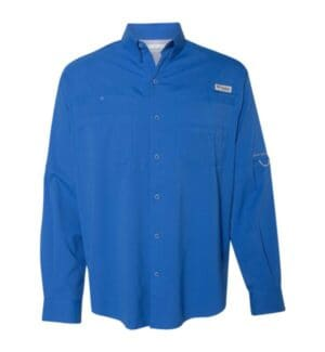 128606 Columbia pfg tamiami ii long sleeve shirt