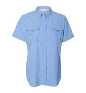 139655 Columbia women's pfg bahama short sleeve shirt