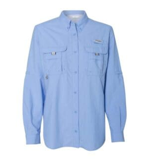 139656 Columbia women's pfg bahama long sleeve shirt