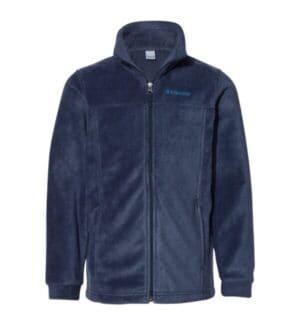 151045 Columbia youth steens mountain ii fleece full-zip jacket