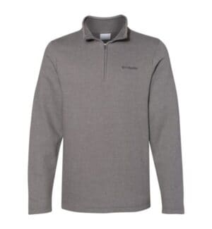 162523 Columbia great hart mountain iii half-zip pullover